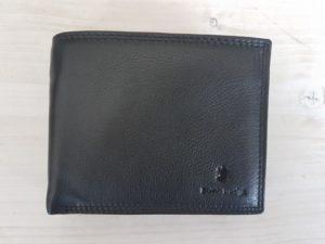 Geheel lederen heren portemonnee