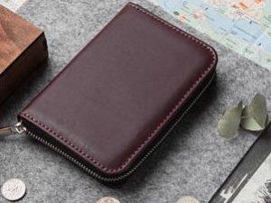 portemonnees met rits