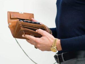 Horeca portemonnee