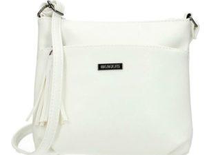 Kleine schoudertas van Beagles, wit