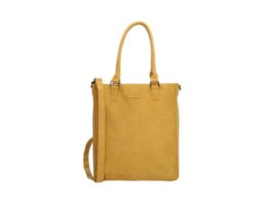 Ruime shopper Enrico Benetti Metz, geel 14 INCH