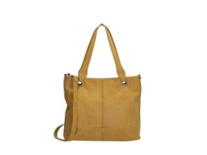 Enrico Benetti shopper June, geel tablet
