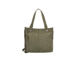 Enrico Benetti shopper June, groen tablet